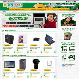 franquicia informatica PCBOX