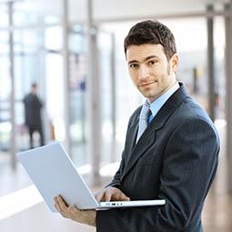 líder empresarial