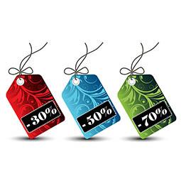 el precio de los productos